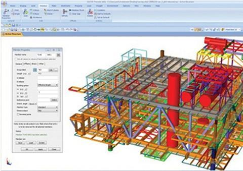 Bentley launches BIM modelling system