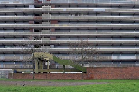 Post-war housing