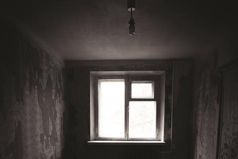 Dark home pic