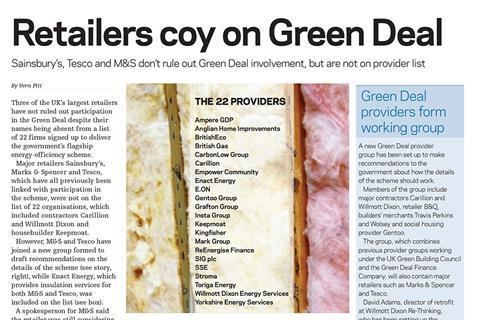 Green Deal archive pic