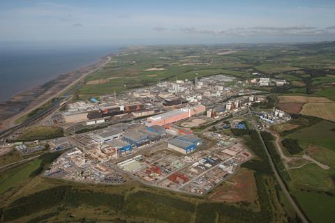 £9bn of Sellafield decommissioning contracts will be let over the next two years