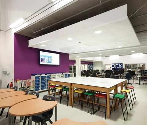 CPD 21 2015: Acoustics in schools | Features | Building