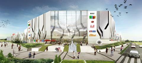 Shopping Centre, Poland
