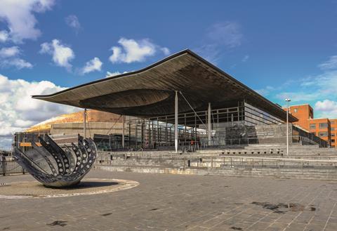 Welsh assembly © alamy