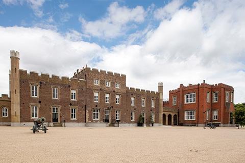 Royal Military Barracks, south-east London