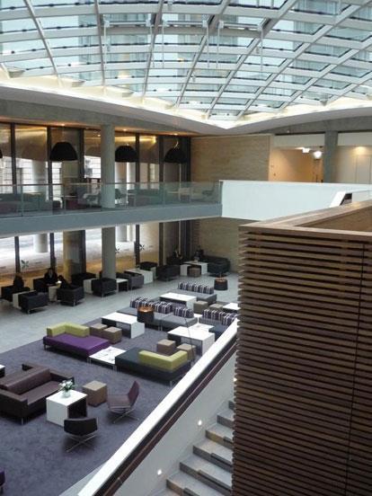 Bennetts Associates Architects' New City Inn