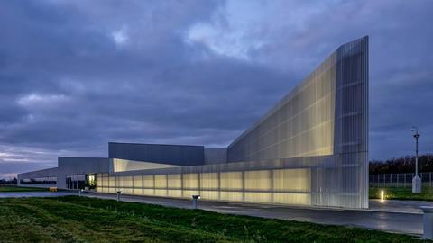 Nucleus, The Nuclear Decommissioning Authority and Caithness Archive, Wick - Reiach and Hall Architects for The Nuclear Decommissioning Authority
