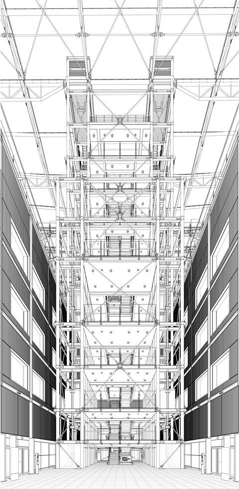 Midland-Metropolitan-Hospital_Core-A-from-level-0_Edward-Williams-Architects