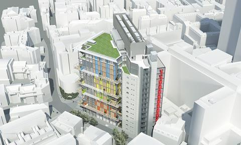 A private healthcare provider is due to take three floors within the new cancer centre at Guy's hospital in London