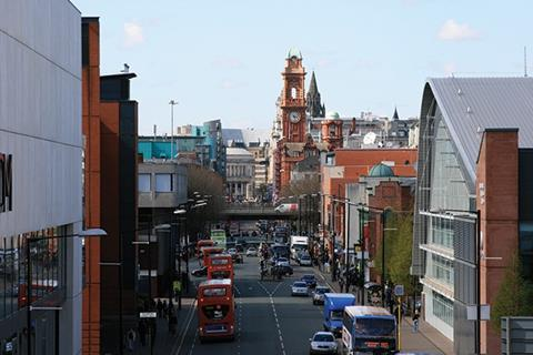 Unlike the City of London, Manchester city centre's residential population has almost doubled since 2001