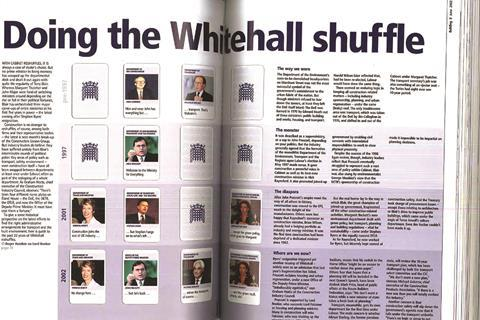 Image of Whitehall shuffle article