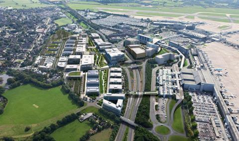 Manchester Airport City