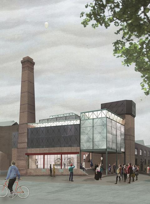 Goldsmiths Centre Contemporary Arts, London