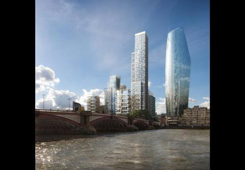 PLP plans for Ludgate house