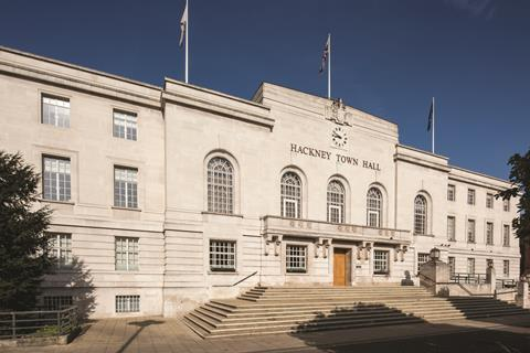 Hackney Town Hall 1