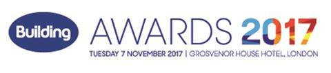 Building Awards 2017 logo