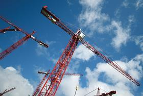 Construction output recovers after December blip