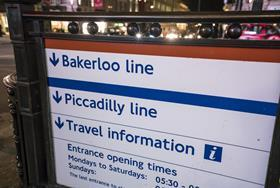 Teams on mothballed Bakerloo line and Crossrail 2 schemes moved onto other jobs