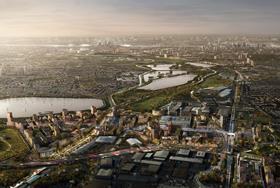 Three firms to split infrastructure work at £6bn Meridian Water development
