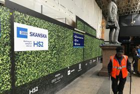HS2's Euston station set to be scaled back, railway's minister tells MPs