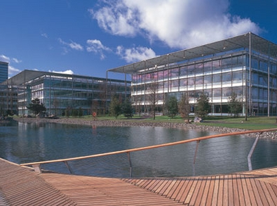 Chiswick Park, Stanhope's office and retail scheme in West London, was construction managed by Bovis Lend Lease