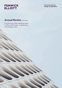 Fenwick Elliott - Annual Review