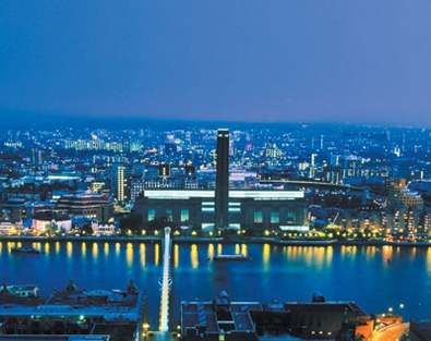 London's Tate Modern has been hailed as one of the most successful recent construction management projects