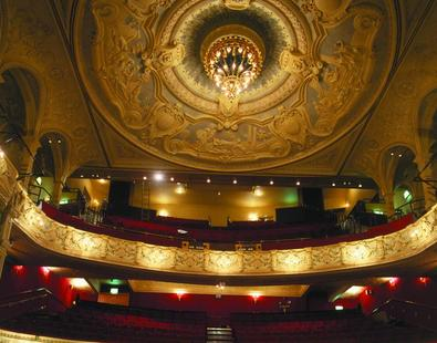 Richmond Theatre in Surrey, built in 1899, was refurbished in 1991