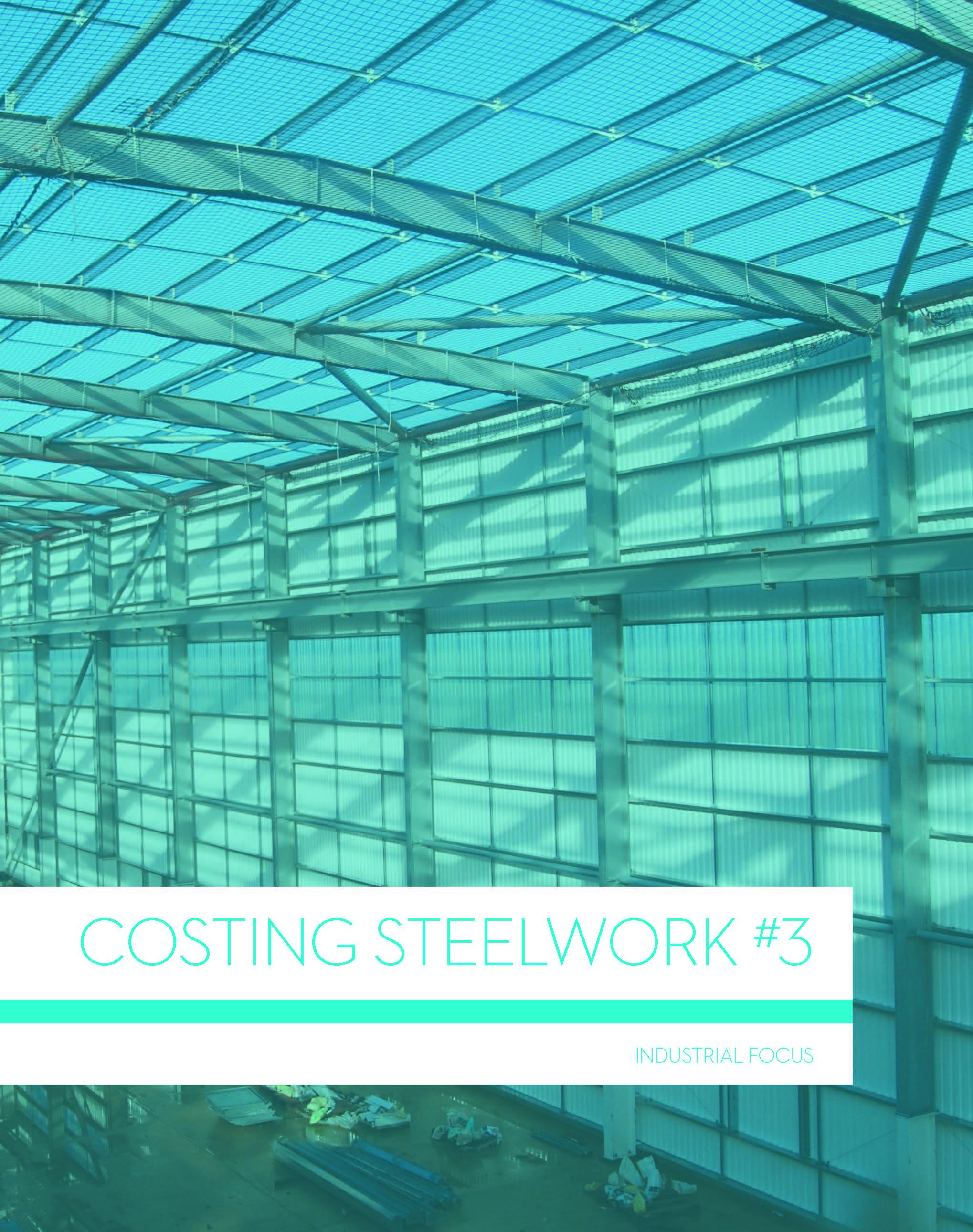 Costing Steelwork 2017 industrial
