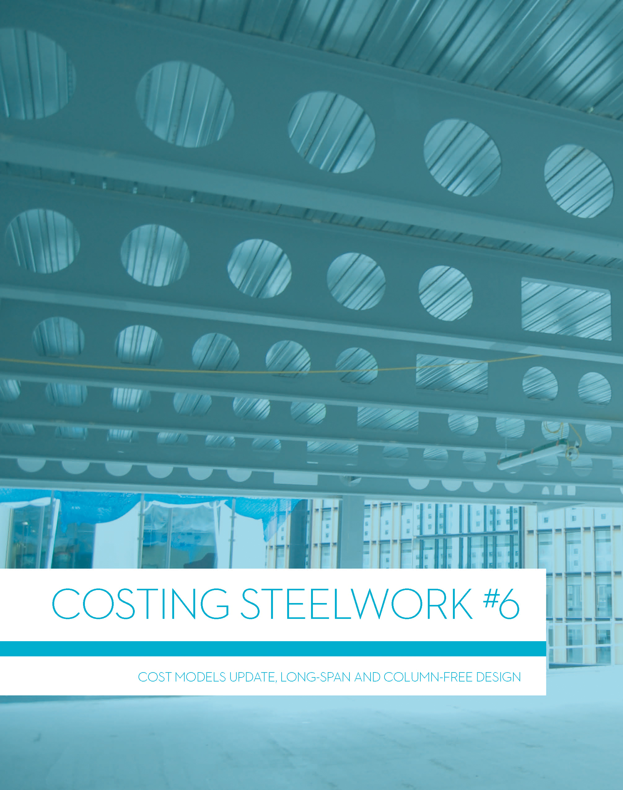 Costing Steelwork July 2018 cost model update