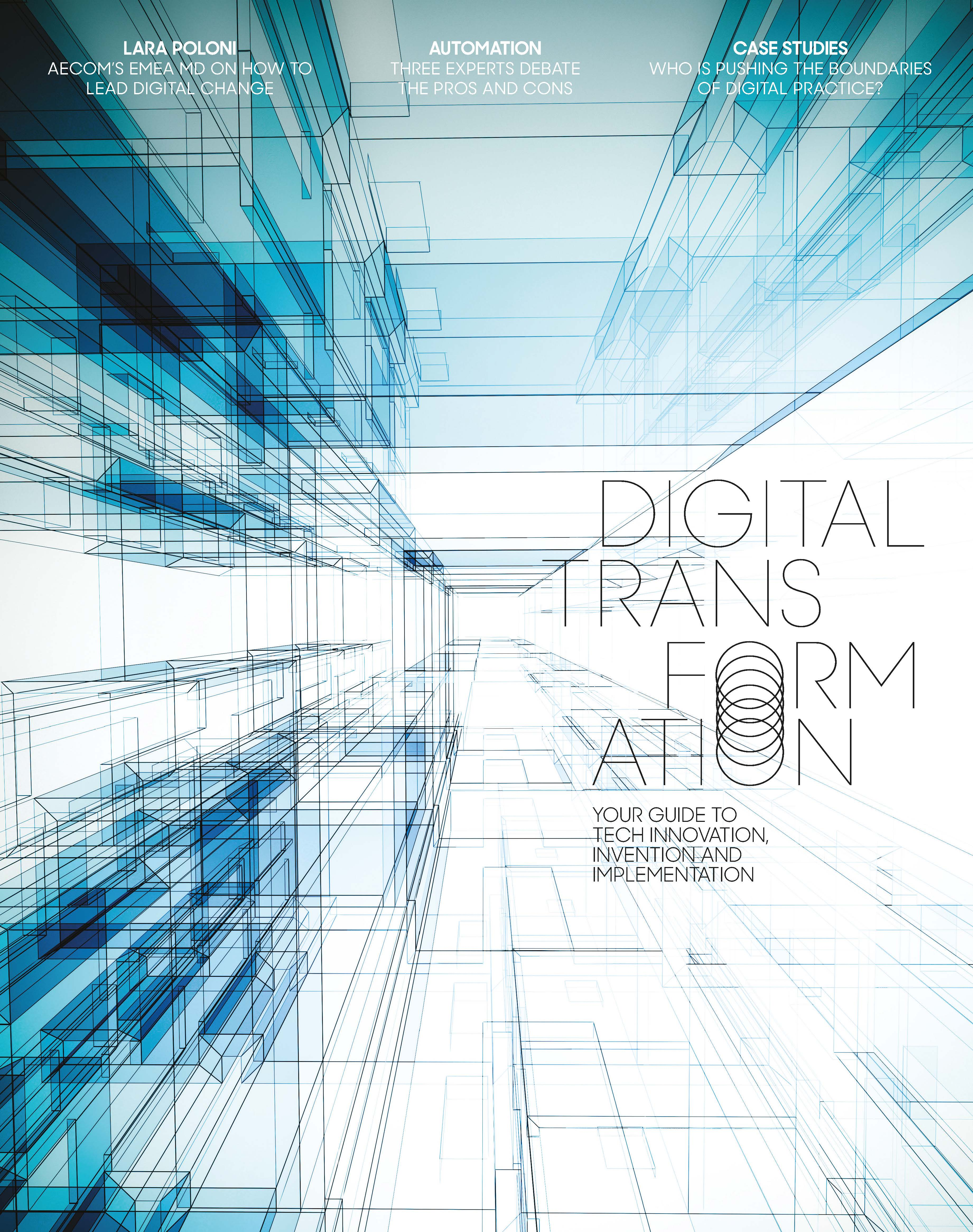 Digital transformation: Your guide to tech innovation, invention and implementation